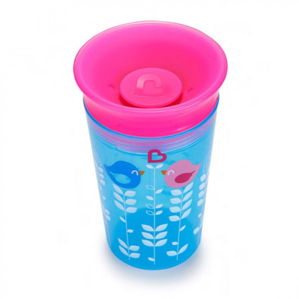Munchkin Κύπελο Miracle 360° Deco Sippy Cup Blue Bird