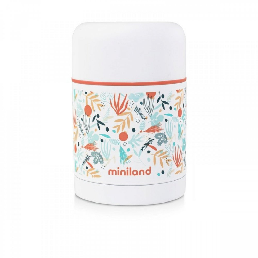 Miniland Mediterranean Food Thermos 600ML