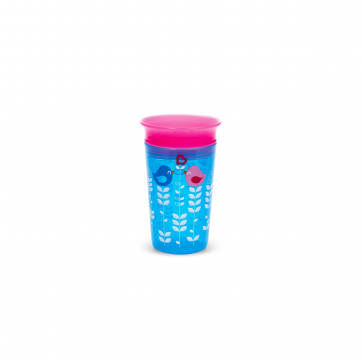 Munchkin Munchkin Κύπελο Miracle 360° Deco Sippy Cup Blue Bird