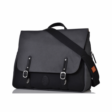 1fc1a7136a Pacapod  Τσάντα αλλαξιέρα - Prescott Combi - black charcoal