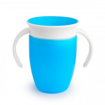 Munchkin MIRACLE 360 TRAINER CUP blue