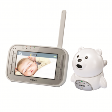 Vtech Vtech® ενδοεπικοινωνία Bear Colour video & Audio Baby Monitor BM4200